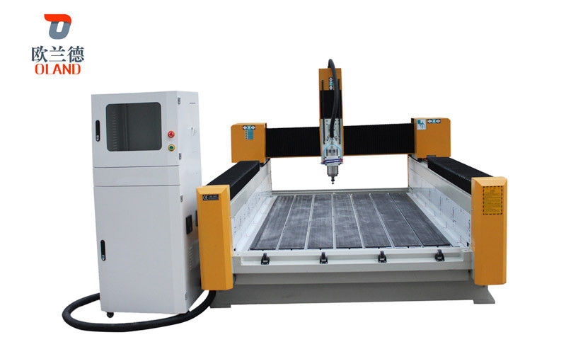 0.01mm High Precision CNC Stone Engraving Machine For Stone Art Sculpture