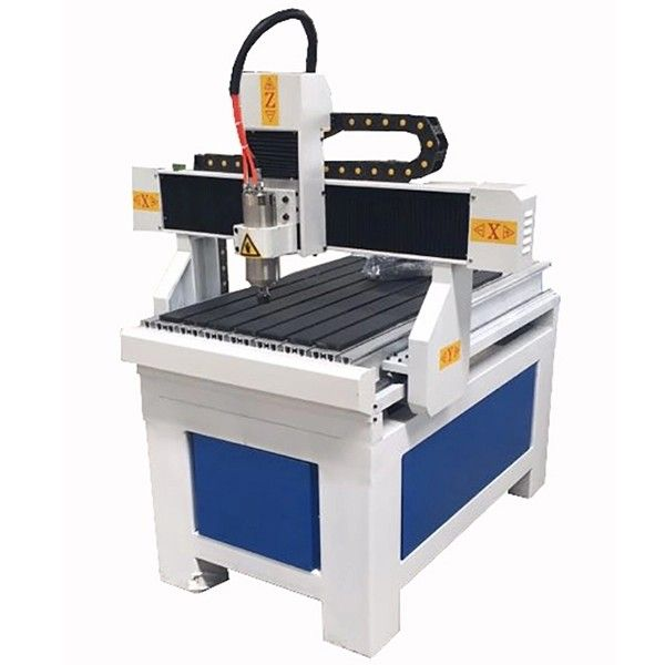 6090 Small CNC Stone Engraving Machine with 2.2KW water cooling system